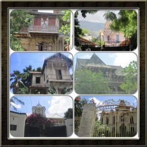 Incontournable à Port-au-Prince: Maisons de pain d'épice