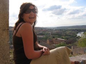 En visite à Toledo en avril 2006 alors que je vivais mi vida española à Madrid.